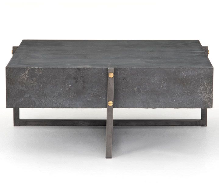 Four Hands Hughes Collection Keppler Square Coffee Table - CIMP-3