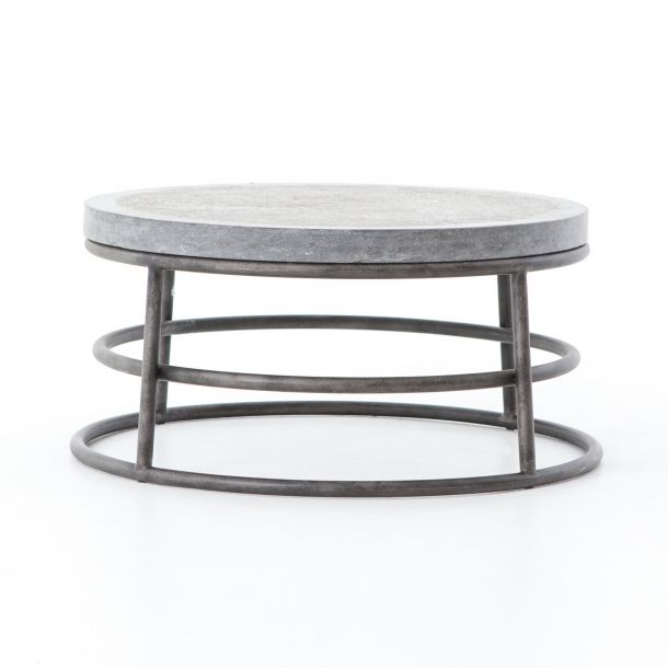 Emmit Coffee Table | Iron coffee table, Hanging furniture, Tab