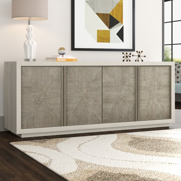 Brayden Studio Boyce Credenza & Reviews | Wayfa