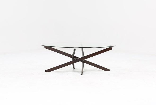 Brisbane Oval Coffee Table | Living Spac
