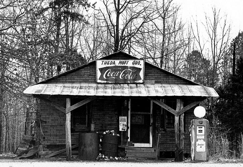 The Cherry Hill – Poplar Springs – Reid Community in Calhoun .