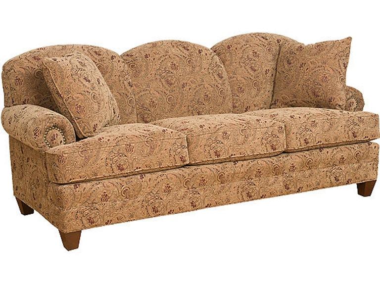 King Hickory Living Room Callie Sofa 5050 - Quality Furniture .