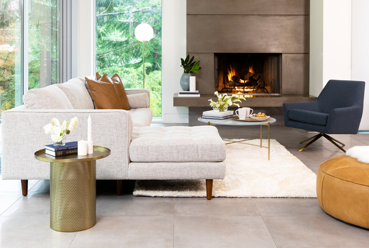 12 Sectional Sofas That Will Transform Your Living Ro