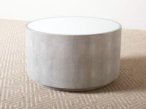 CARA OVAL COCKTAIL TABLE SAND - R E V I V A