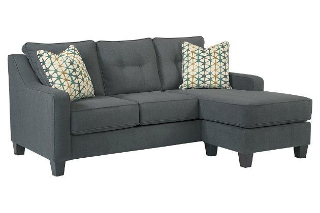 Shayla Sofa Chaise | Ashley Furniture HomeSto