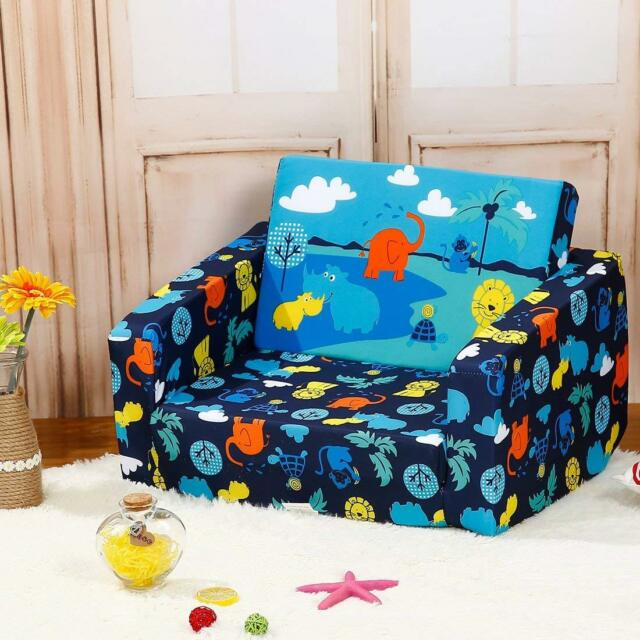 Mallbest Kids Sofas Children'S Sofa Bed Baby'S Upholstered Couch .