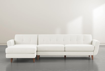 Chill III 2 Piece Sectional With Left Arm Facing Chaise | Living .