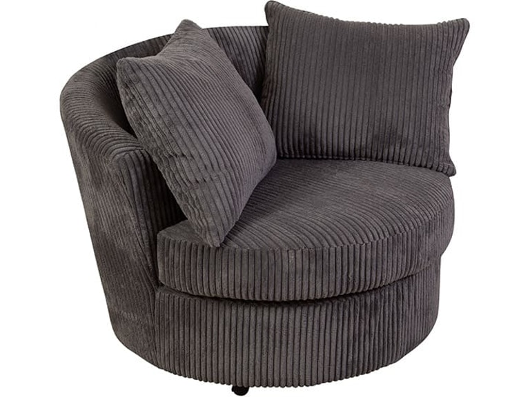 Porter Designs Living Room Big Chill Ac3611 Swivel Chair 01-33C-14 .