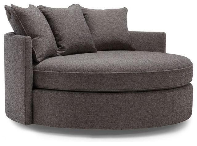 Contemporary Circle Sofa Chair Awesome Status Force Agreement .