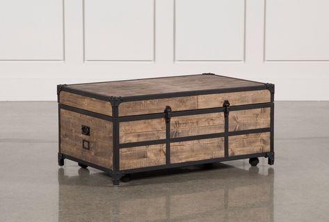 Cody Expandable Coffee Table | Coffee table with storage, Coffee .