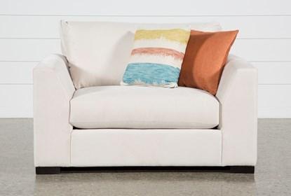 Cohen Foam II Oversized Chair | Living Spac