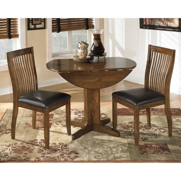 DR8 Comb Back 3 Piece Dining S