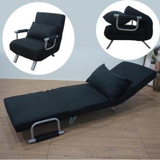 Winado Folding Sleeper Flip Chair Convertible Sofa Bed Lounge .