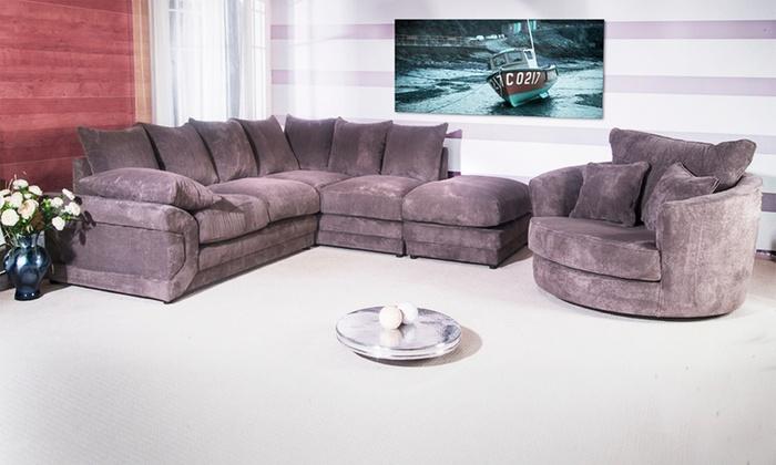 Rio Corner Sofa | Groupon Goo