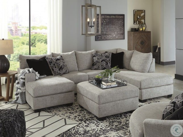 The Megginson Storm LAF Sofa Chaise, RAF Corner Chaise Sectional .
