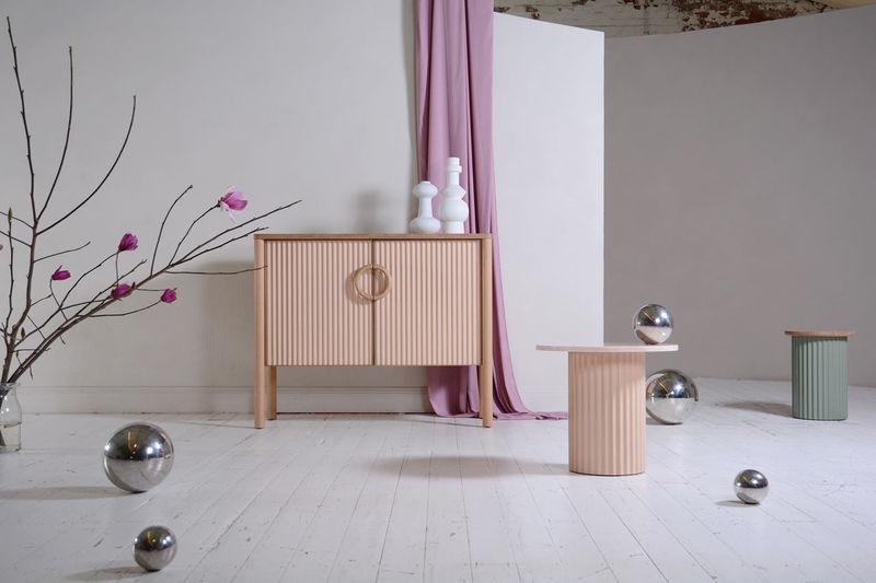Corrugated Metal Furniture Detailing : corrugated metal furnitu