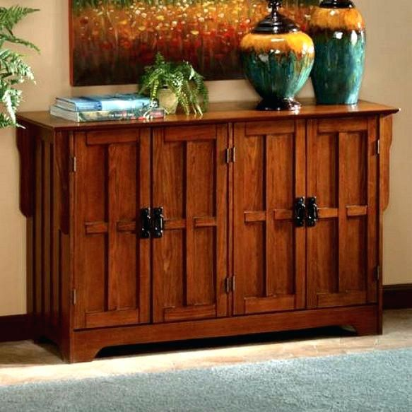 Mission Style Buffet Kitchen Sideboards And Buffets Furniture .