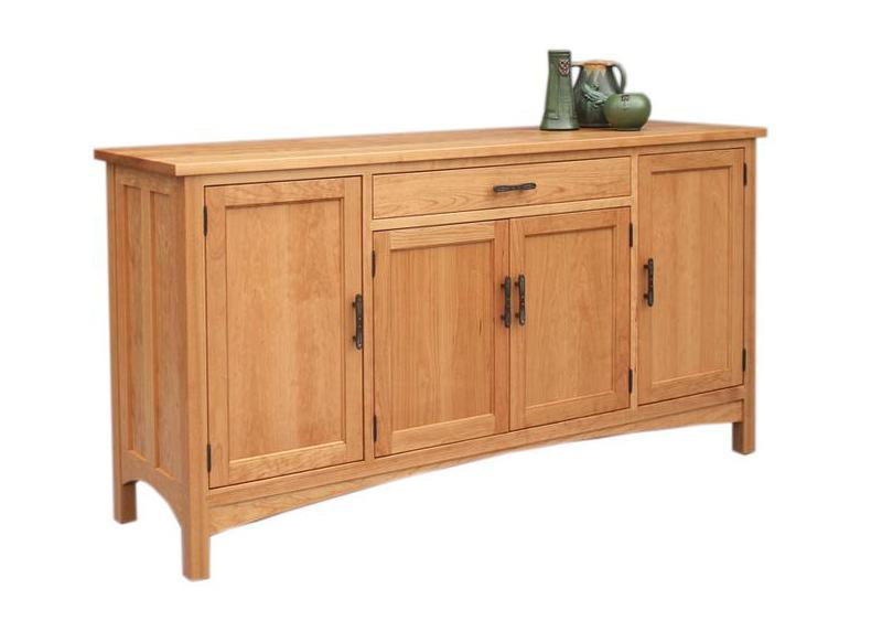 Hampton Sideboard   Hardwood Artisans Handcrafted Dining Furnitu