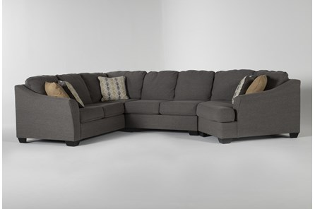90'' Width & Above Discount Living Room Furniture | Living Spac