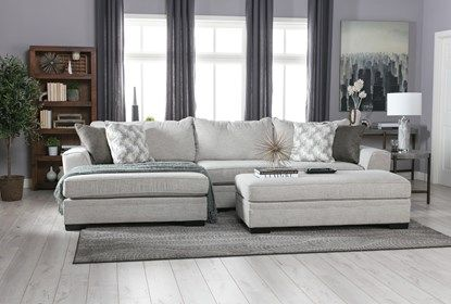 Delano 2 Piece Sectional W/Laf Oversized Chaise in 2019 | Living .