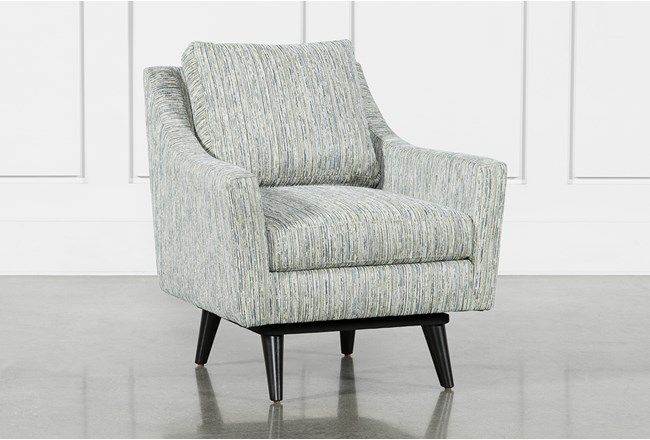 Devon II Swivel Accent Chair | Accent chairs, Chair, Accent chairs .