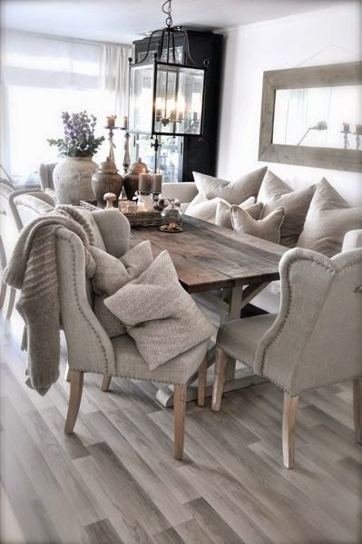 Dining Room Trends and Tips | Dining room trends, Dining room cozy .