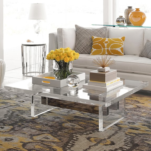 Acrylic & Lucite Furniture - My Favorite Finds! | Driven by Dec