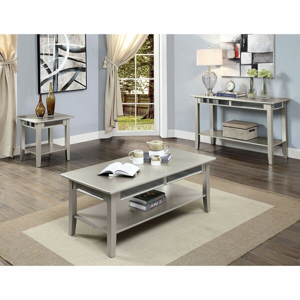 Rosdorf Park Odonnell 3 Piece Coffee Table Set | Wayfa
