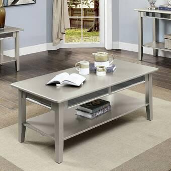 Mercer41 Dugas Coffee Table with Storage | Wayfa
