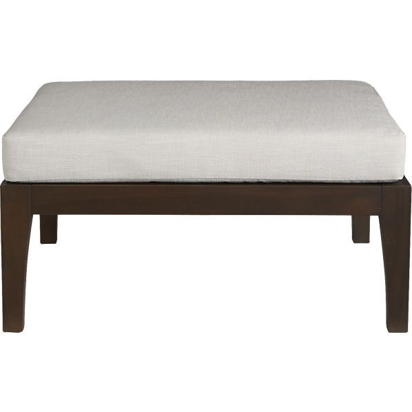 Elba Ottoman-Coffee Table | Ottoman, Chair, ottoman, Sectional so