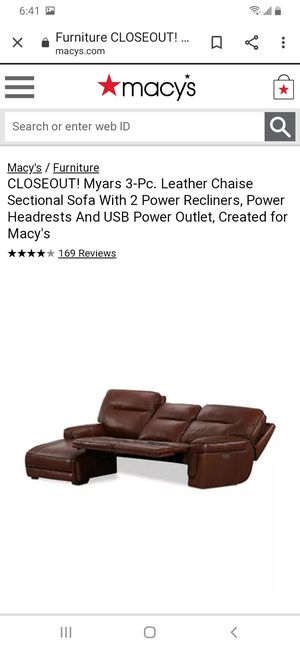 New and Used Recliner for Sale in Elk Grove, CA - Offer