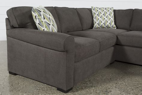 Elm Grande II 2 Piece Sectional | Sectional, Sectional couch, E