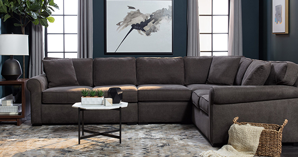 Clearance Spotlight | SECTIONALS! - Living Spaces Email Archi