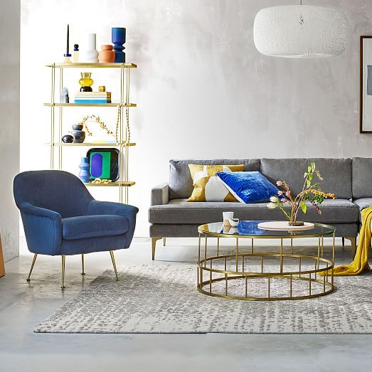 Phoebe Chair | Living room design inspiration, Living room .