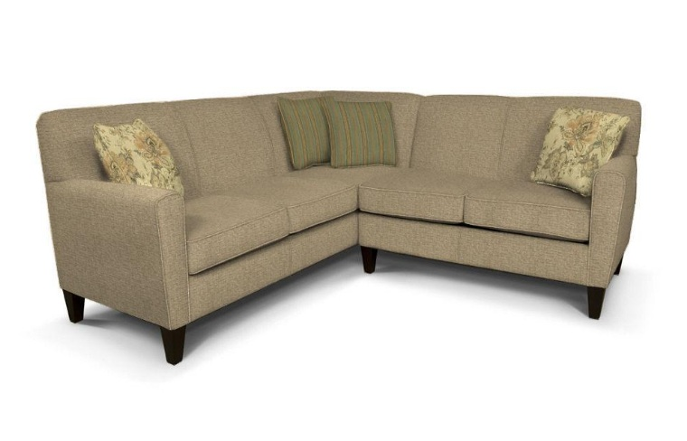 England Furniture Collegedale Sectional Sofa | England Furniture .