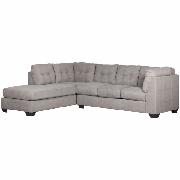 Maier Charcoal 2 Piece Sectional with LAF Chaise 4520016/67 .