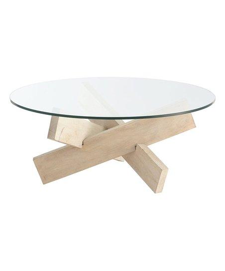 Wisteria Expressionist Coffee Table | Zuli