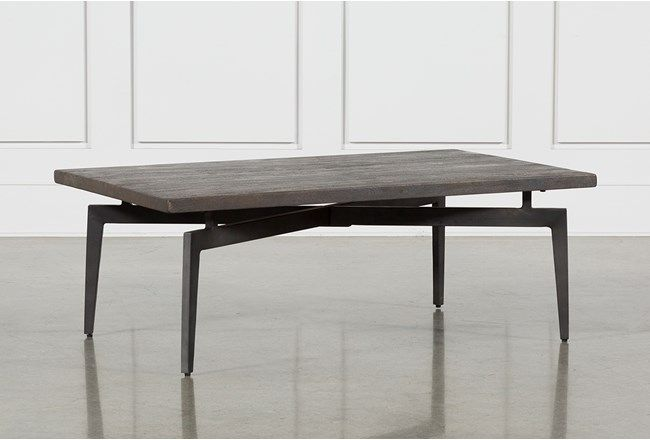 Exton Coffee Table - 360 | Coffee table, Coffee table living .