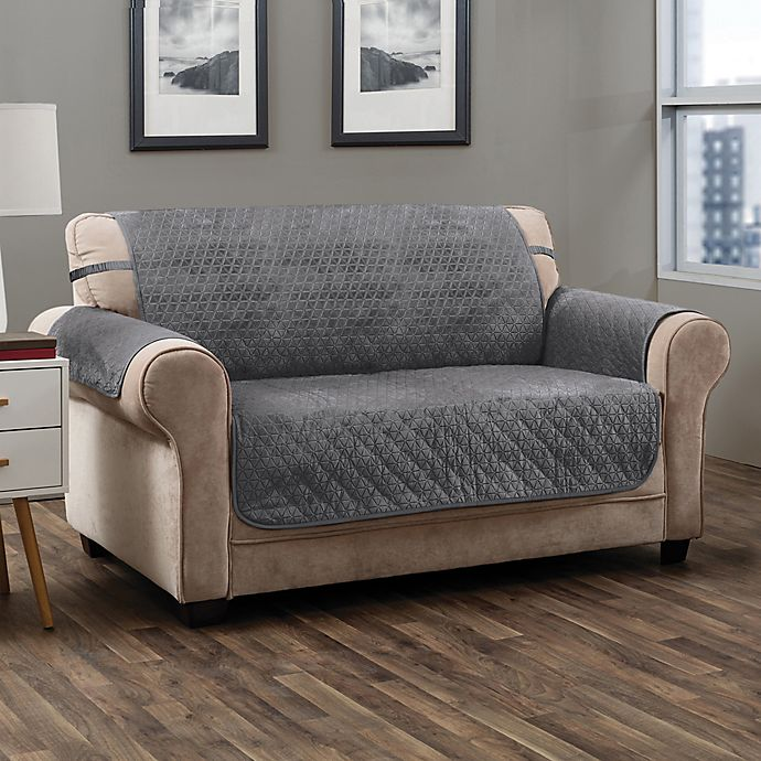 Prism Secure Fit Extra Large Sofa Protector | Bed Bath & Beyo