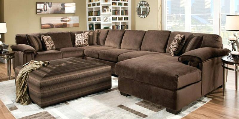 Extra Large Couch Luxury Sectional Sofas With Chaise In Modern .