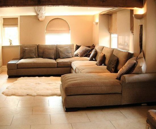 extra large sectional sleeper sofa photo - 1 | Large sectional .