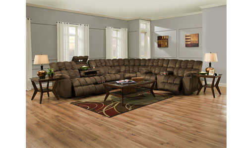 Sectional Recline