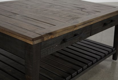 Foundry Coffee Table | Living Spac