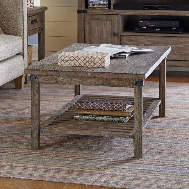 Foundry Rectangular Cocktail Table Kincaid Furniture | Furniture Ca