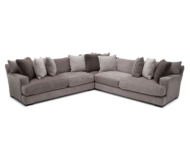 Mateo 3 Pc. Sectional - Furniture R