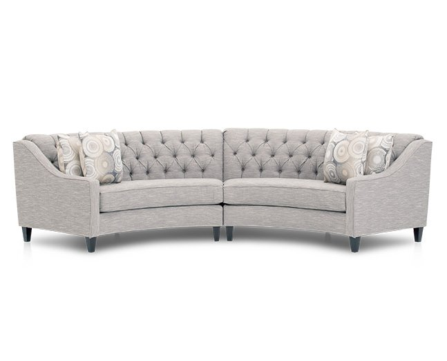 Chandelier 2 Pc. Sectional - Furniture R