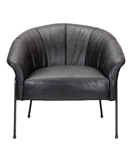 Moe's Home Collection Gordon Arm Chair & Reviews - Furniture .
