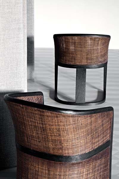 GRACE | Easy chair By Potocco design Mauro Lipparini | Armchair .