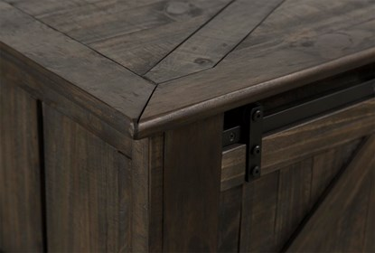 Grant Lift-Top Coffee Table W/Casters | Living Spac