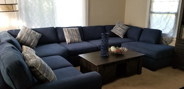 Cypress Grande 4 Piece Sectional | Sectional, Coffee table, Lift .